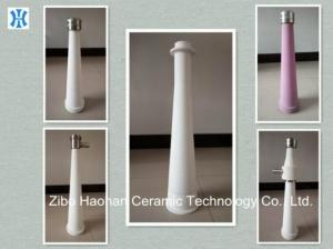 Wholesale ceramic machinery: Wear Resistant Alumina Ceramic Cones for Stock Stuff Cleaners of Paper Machinery