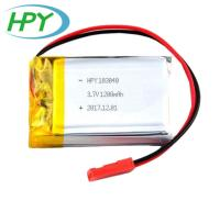 103040 Rechargeable Batteries 1200mAh 3.7V Li-polymer Battery with Good Quality
