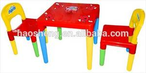 Wholesale iso chair: ISO 9001high Quality Kids Children  Table and Chair