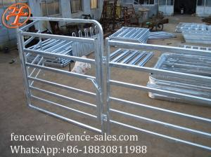 Wholesale Agricultural & Gardening Tools: Removable Steel Pipe Sheep Panel with Pins