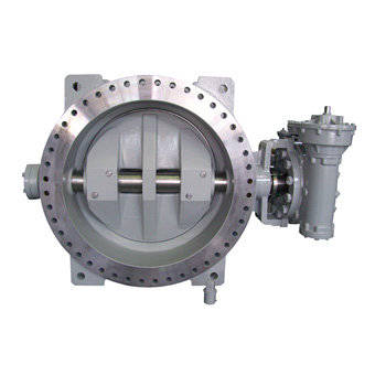 Sell Double/Triple Offset Butterfly Valve Flange Type