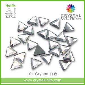 Wholesale hematite: Crystal Unite Hotfix Fancy Stone