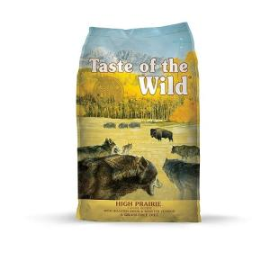 Wholesale grains: Taste of the Wild Grain Free Premium High Protein Dry Dog Food High Prairie Adult