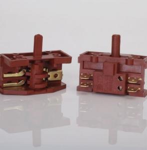 Wholesale rotary switch: RS Series Rotary Switch 2-Pole, 3-Pole,4-Pole,5/6/8-Pole