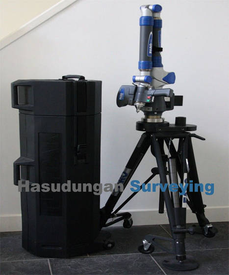 Sell Faro Fusion Arm 3D Scanner with V3 Head