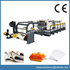Wholesale Other Manufacturing & Processing Machinery: Rotary Blade Sheeting Machine