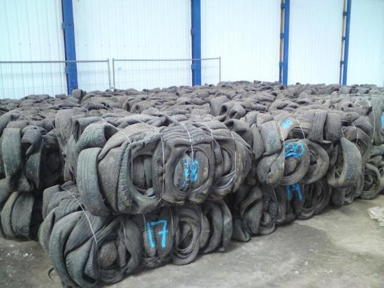 Sell Used Tyres Scrap