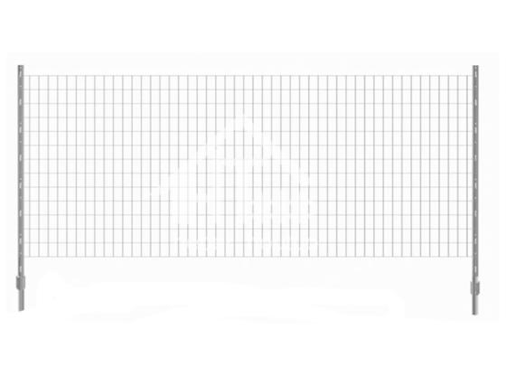 Best Selling Low Carbon Galvanized Welded Wire Mesh Fence