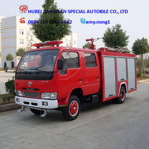 Wholesale powder cement semi trailer: Fire Fighting  Truck (Selling Line+86 15608669662)