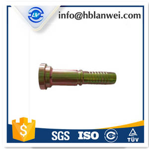 Wholesale Other General Mechanical Components: Metric hydraulic fittings, JIC and SAE fittings