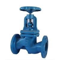 DIN 3356 Cast Iron GG25 PN16 Steam Valve Globe Valve