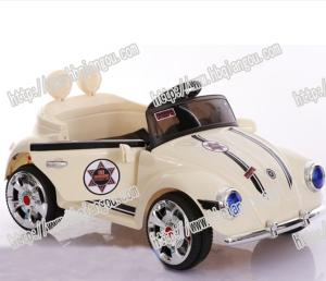 Wholesale Toy Cars: Fashion Color Cool Appearance Battery Power Electric Vehicle Kids Cars