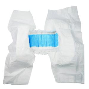 Wholesale disposable adult diapers: Overnight High Absorbency Dry Surface Elderly and Incontinence Japan Sap Disposable Adult Diaper