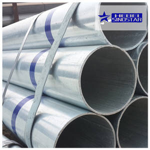 Wholesale galvanize: Hot Dipped Galvanized Steel Round Pipes
