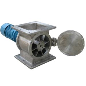Wholesale grain dry machine: Factory Supply Dust Unloading Ash Rotary Air Discharge Valve  Discharge Valve for Cement Plant