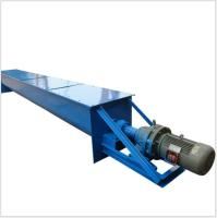 China Supplier Best Capacity Automatic Control Screw Conveyor for Cement