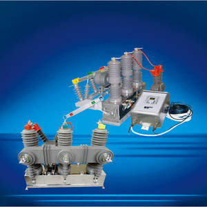 Wholesale circuit breaker: ZW32-12 Outdoor High Voltage Vacuum Circuit Breaker