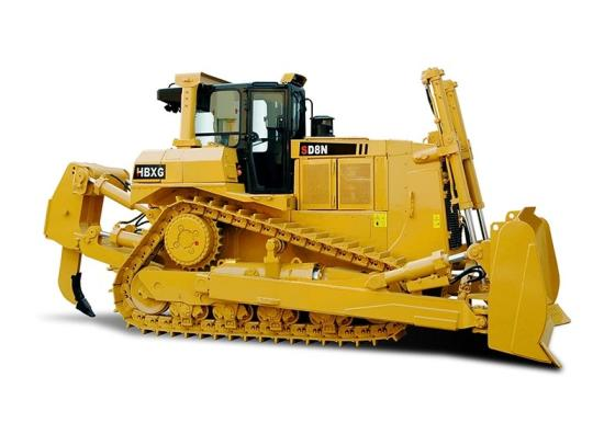 Easy Operation Hydraulic Direct Drive Bulldozer Used for Engineering Construction