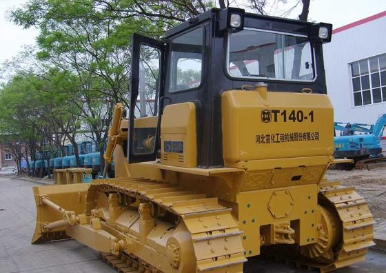 Mechanical Drive Bulldozer Bulldozer Used for Road Construction