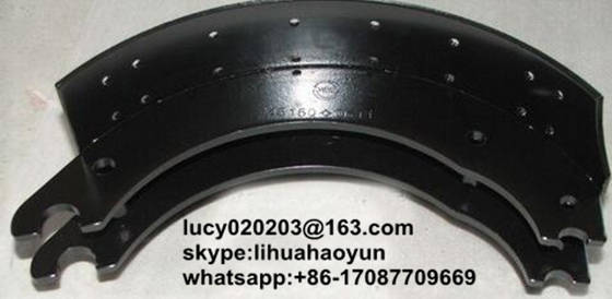 Sell Nissan benz hino Scania brake shoe brake pads,lucy02020(at)163(doc)com