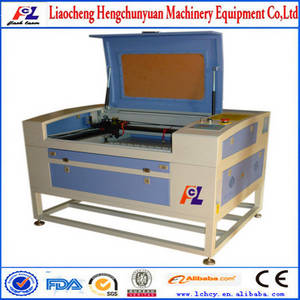 Wholesale leather gift usb stick: 1300*900mm CO2 100W Laser Cutting Machine