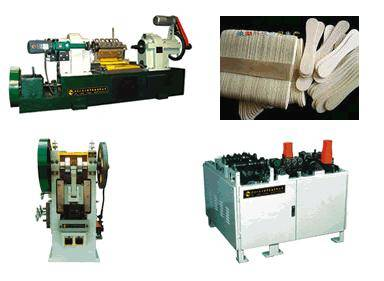 Sell Ice cream spoon magnum stick making machine production manufacturing line