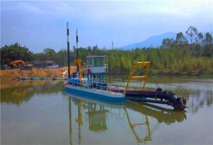 Wholesale floating box: China Supplier Cutter Suction Dredger