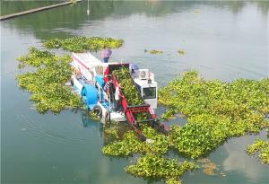 Wholesale marine rigging: Aquatic Weed Harvester/Garbage Salvage Ship