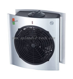 Wholesale fan heater: STF-1 Portable Bathroom Fan Heater with Safety Protection IP21 2000W