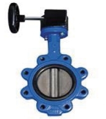 Wholesale stainless steel butterfly valve: Manual Head Butterfly Valve