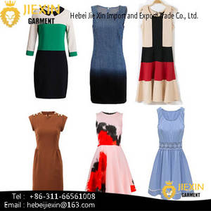 Wholesale sexy dress: Custom New Style Fashion Dresses Women Lady Design Chic Sexy Dress