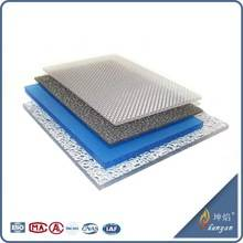 Wholesale awning: UV Coated Clear Polycarbonate Sheets Modern Awning Design Materials