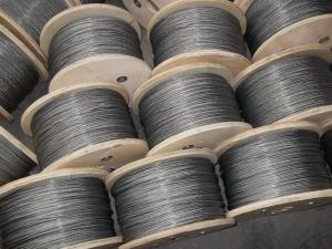 Wholesale steel wire rope: Factory Steel Wire Rope