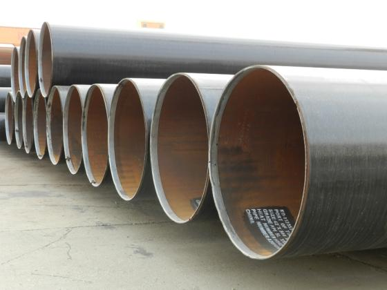 Sell ASTM A252 WELDED STEEL PIPE