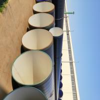 3 PE Coating LSAW,SSAW Steel Pipes 2
