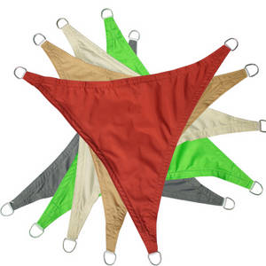 Wholesale Plastic Nets: Hot Sale Colourful Cheap Durable Polyester Rain Proof Shade Sail