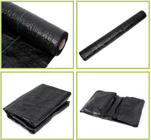 Wholesale weed: Black Woven Fabric Weed Mat/Biodegradable Weed Mat for Ground Cover