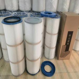 Wholesale ptfe filter cartridge: Dust and Welding Fume Extrator PTFE Fulter Cartridge
