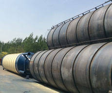 Sell cement silo