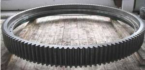 Wholesale forged gear: Forged Gear Ring