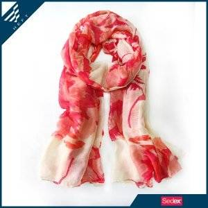 Wholesale Silk Scarves: HEFT Classical Printing Polyester Scarf