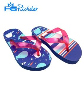 Wholesale slipper: Summer Custom Children Flip Flop Slippers