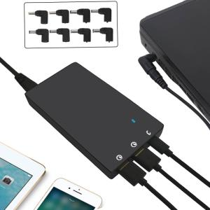 Wholesale Laptop Adapter: 80w Universal USB C Laptop Charger USB C Laptop Charger  with PD Slim Charger for Everything