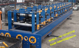 Wholesale precision punching components: C Purlin Roll Forming Machine
