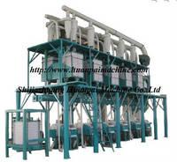 Flour Production Line,Maize Milling Machine