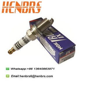 Wholesale toyota spark plug: BKR6EIX-11 4272 Auto Part Spark Plug Wholesaler China Supplier