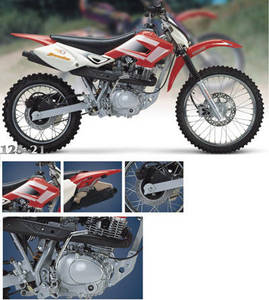 Wholesale Other Vehicles: Dirt Bike with Epa