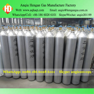 Wholesale Elementary Substance: Food Grade CO2 Gas