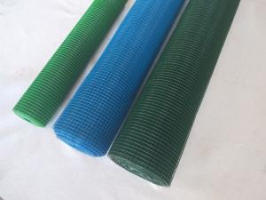 Wholesale wired enclosures: PVC Coated Welded Wire Mesh