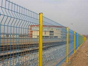 Wholesale welded fence: Curved Welded Fence